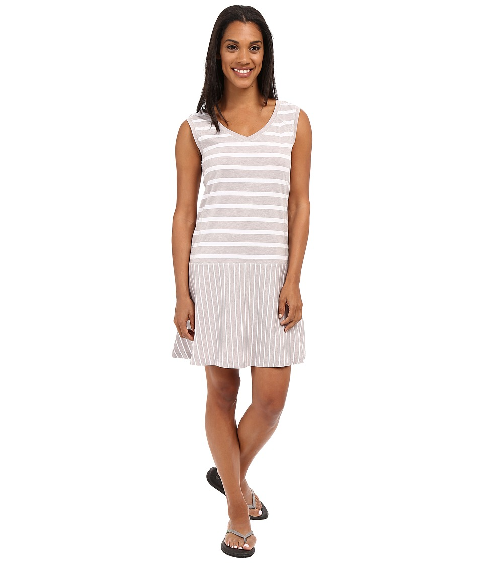 Lole Arleta Dress Shitake Stripe Womens Dress