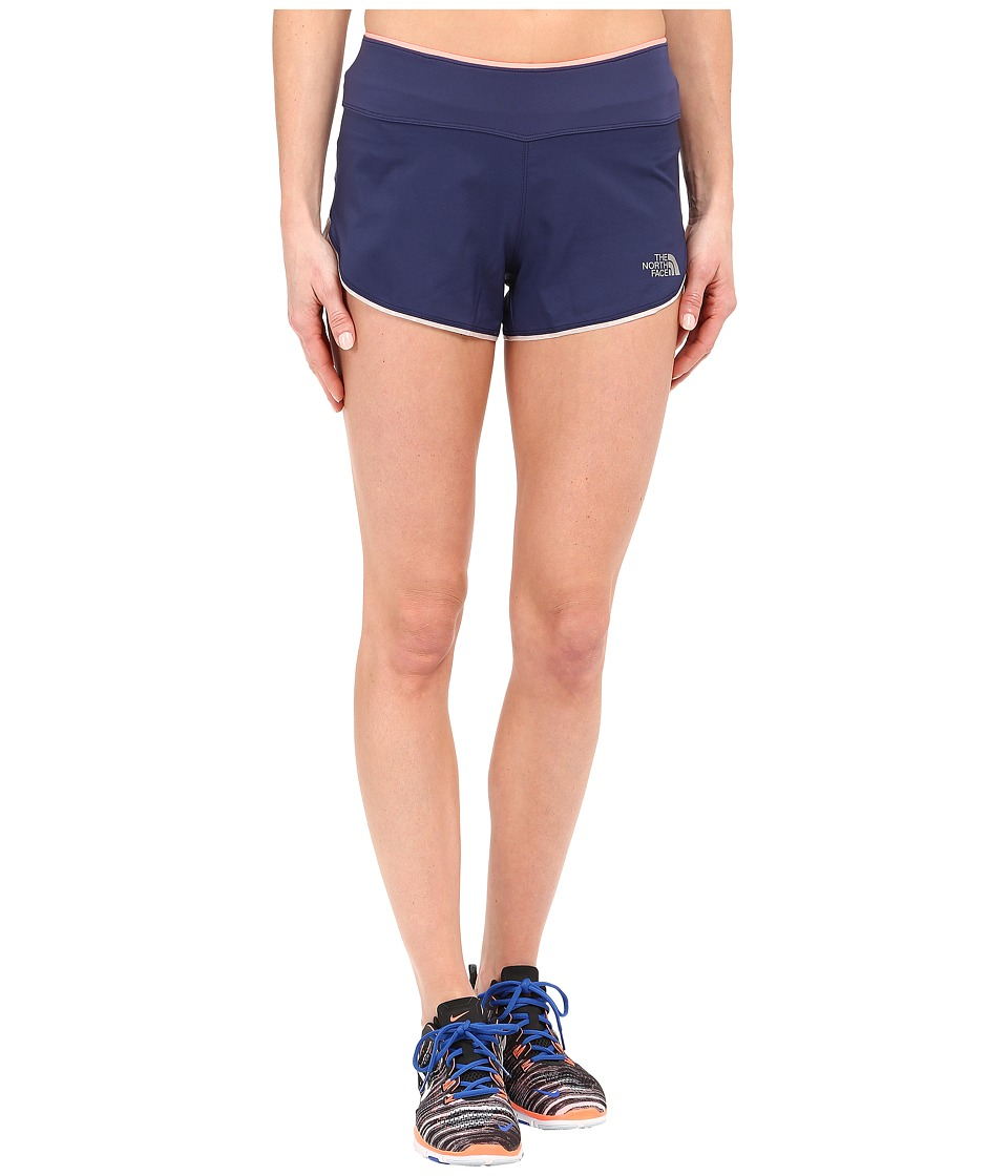 The North Face Better Than Naked Split Shorts Patriot Blue Womens Shorts