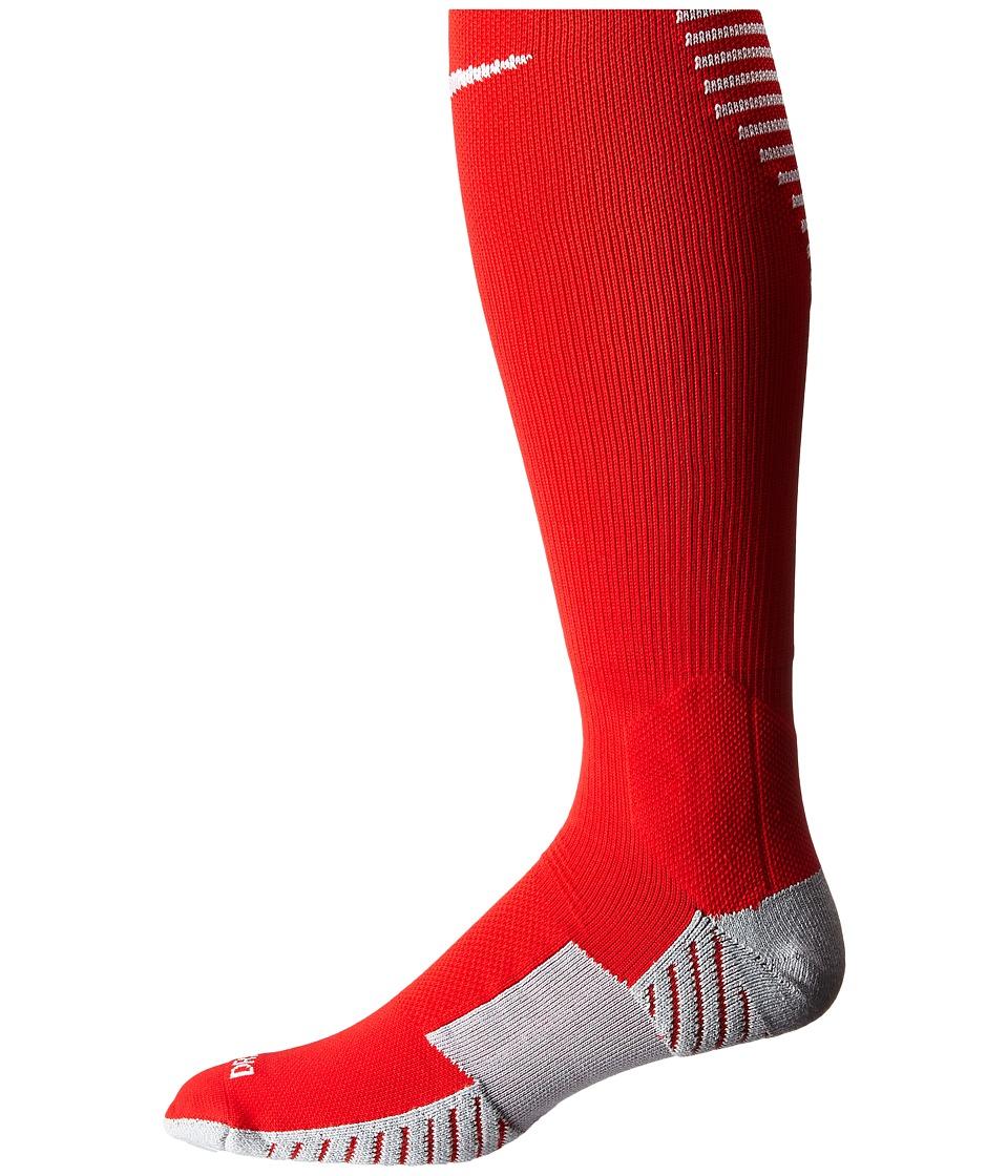 Nike Stadium Football OTC (University Red/White/White) Me...