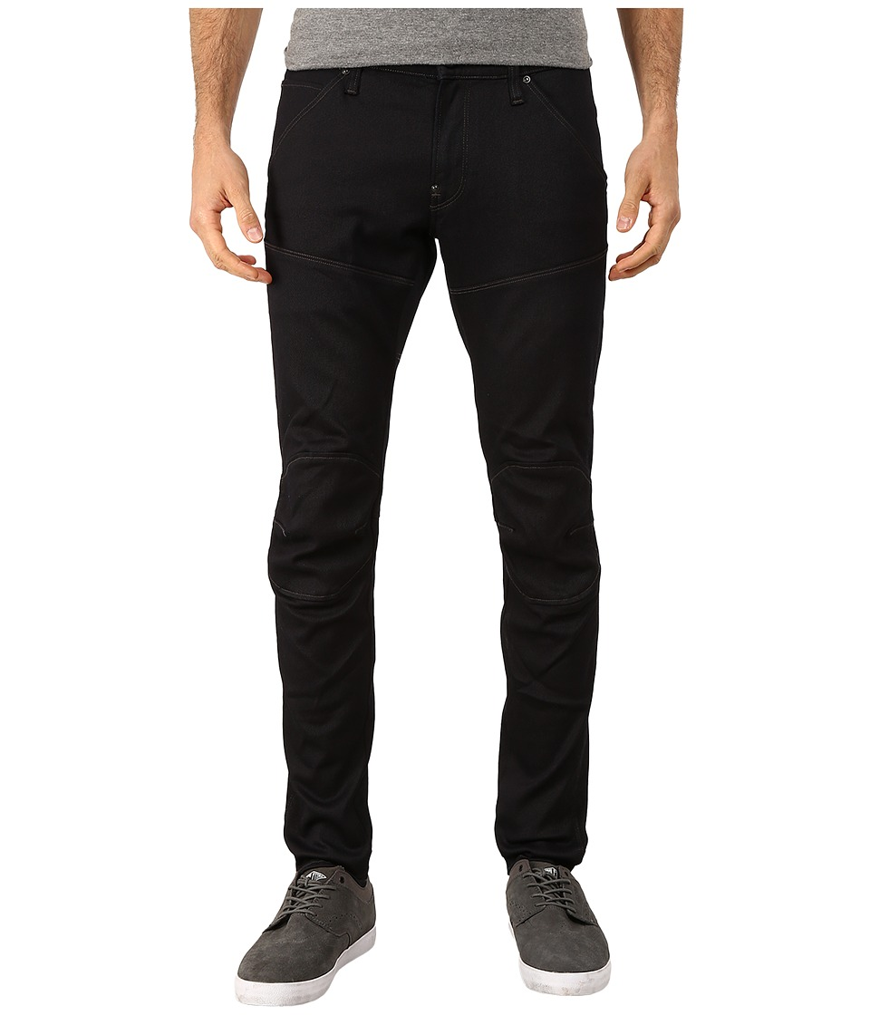 G Star 5620 3D Super Slim Fit Jeans in Dark Marine Dark Marine Mens Jeans