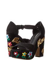 Dolce & Gabbana - Wedge Sandal