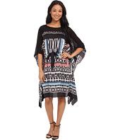 Sangria - Tribal Print Caftan