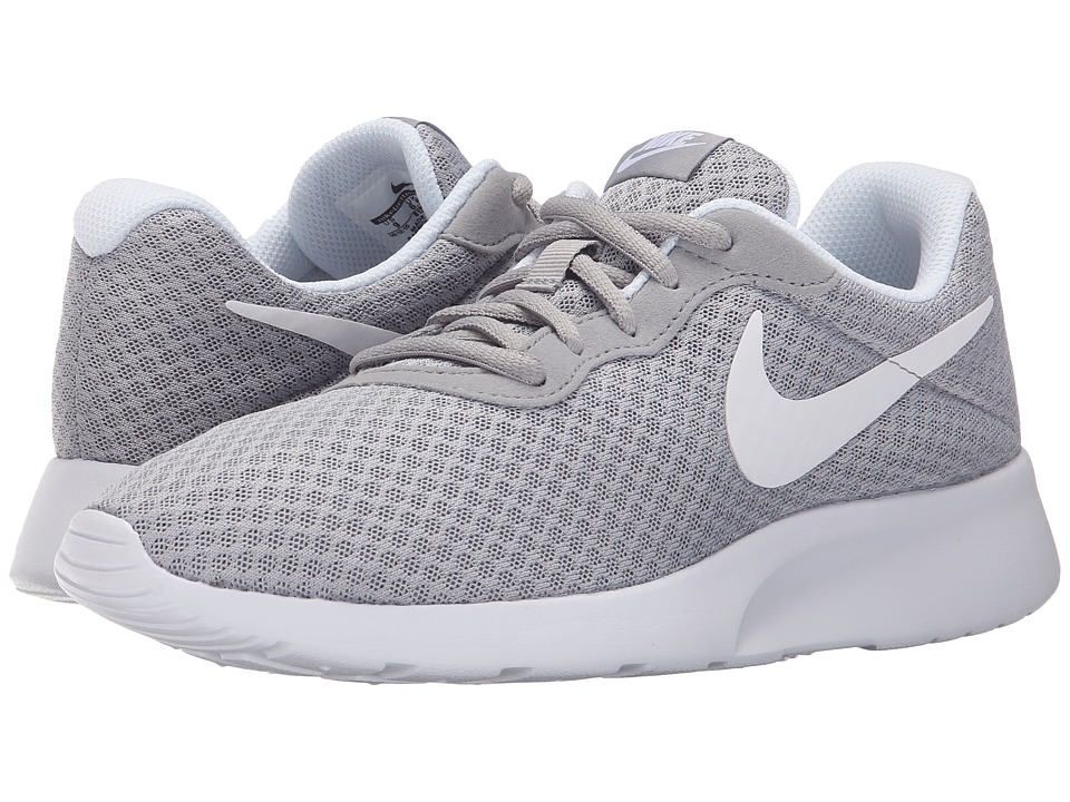 Nike Tanjun (Wolf Grey/White) Women's Running Shoes