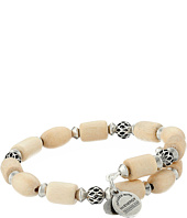 Alex and Ani - Depths of the Wild Woodland Hush Wrap Bracelet