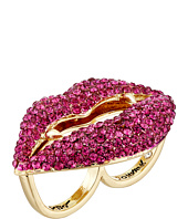 Betsey Johnson - Dark Shadows Vampire Ring