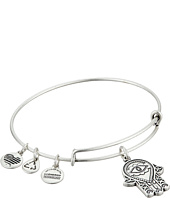 Alex and Ani - Hand of Fatima Expandable Wire Bangle