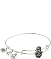 Alex and Ani - Hand of Fatima Slider Expandable Wire Bangle