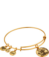 Alex and Ani - Ruler of the Woods - Crowned with Light Holly Bangle