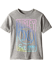 Hurley Kids - Short Sleeve Tall Tee (Little Kids)