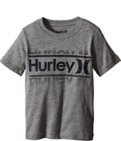 Hurley Kids - Swim Short Sleeve Tee (Little Kids)