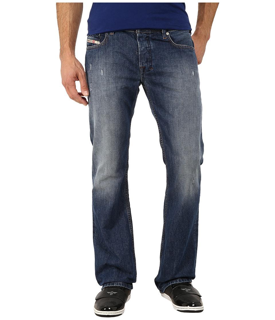 Diesel Zatiny Trousers in Denim 844U Denim Mens Jeans