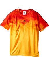 adidas Kids - Adizero Tee (Little Kids/Big Kids)