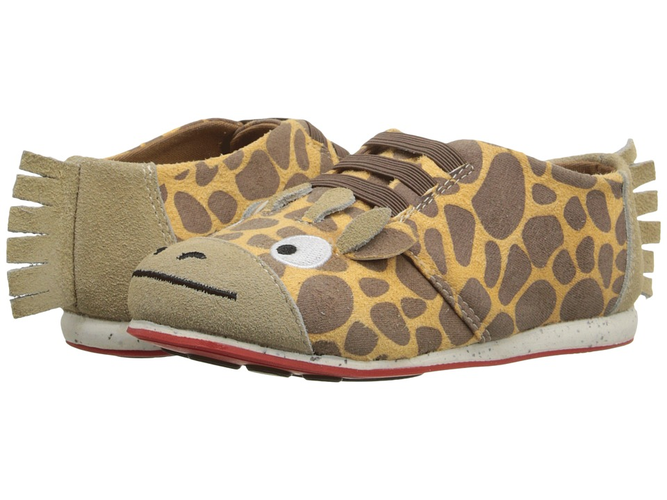 EMU Australia Kids Giraffe Sneaker Toddler/Little Kid/Big Kid Gold Kids Shoes