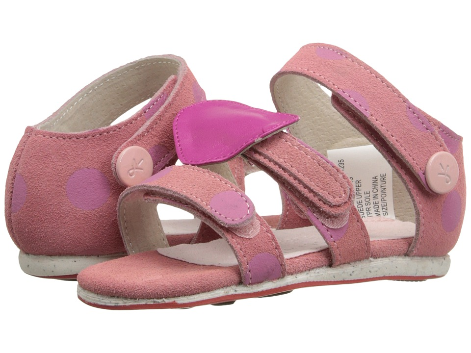 EMU Australia Kids Heart Sandal Infant Pale Pink Girls Shoes
