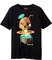 Hurley Kids - Coco Kaboom Short Sleeve Tee (Big Kids)