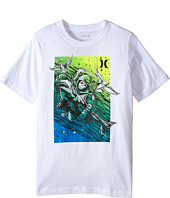 Hurley Kids - The Catch Short Sleeve Tee (Big Kids)