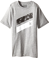 Hurley Kids - Icon Slash Drifit Tee (Big Kids)