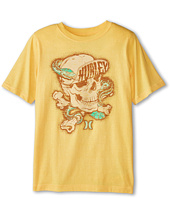 Hurley Kids - Wrapped Up Short Sleeve Tee (Big Kids)