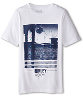 Hurley Kids - Not Going Out There Tee (Big Kids)