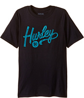 Hurley Kids - Drifit Short Sleeve Tee (Big Kids)
