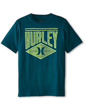 Hurley Kids - Stitched Tee (Big Kids)