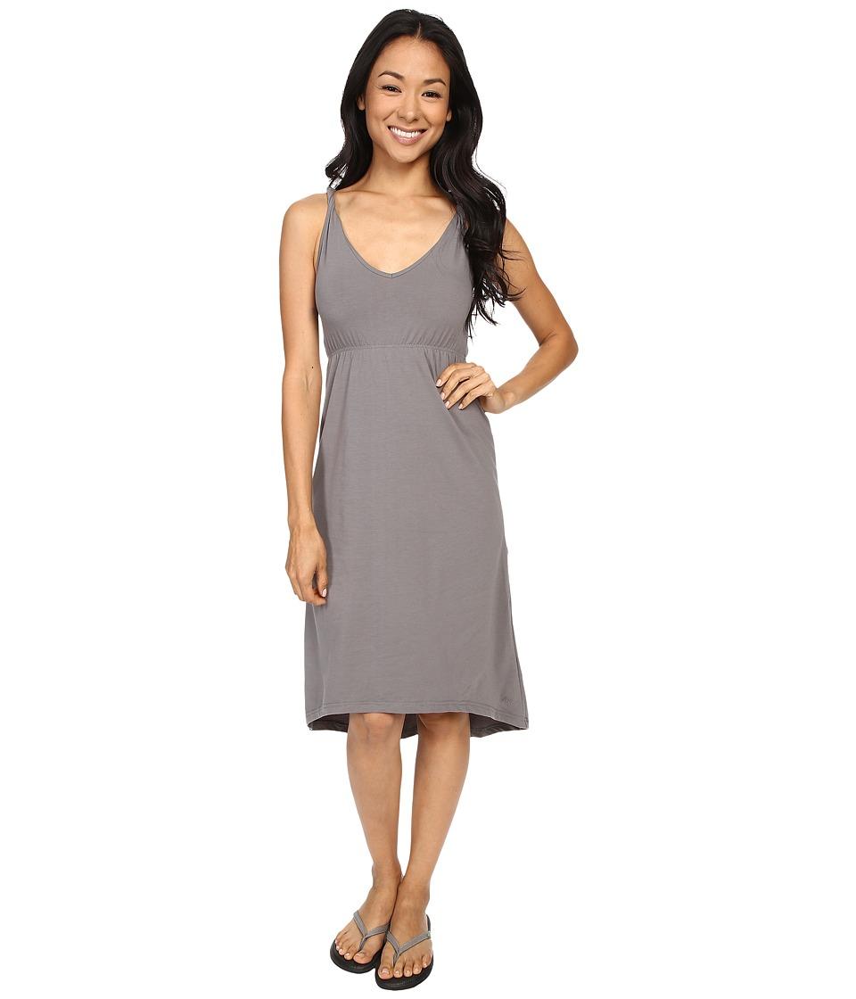 KAVU Ravenna Dress Grey Womens Dress