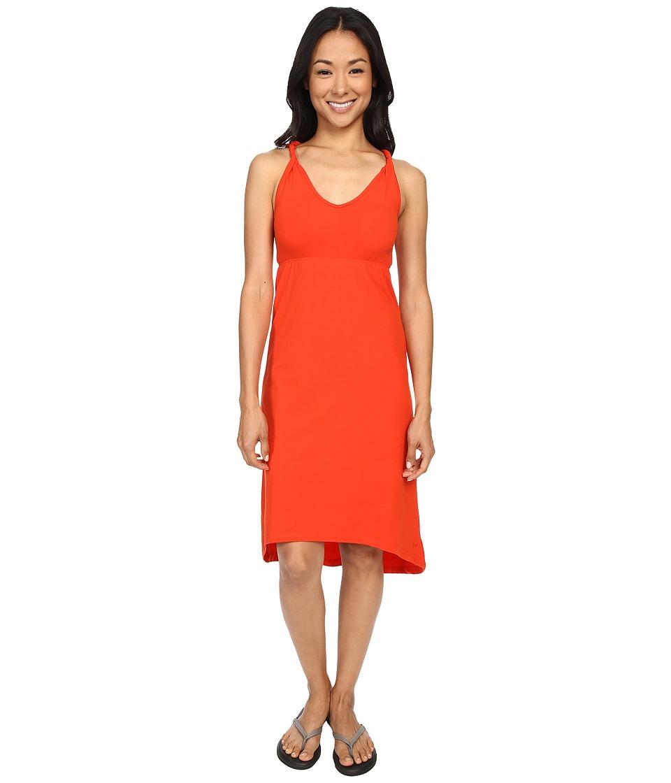 KAVU Ravenna Dress Firewater Womens Dress