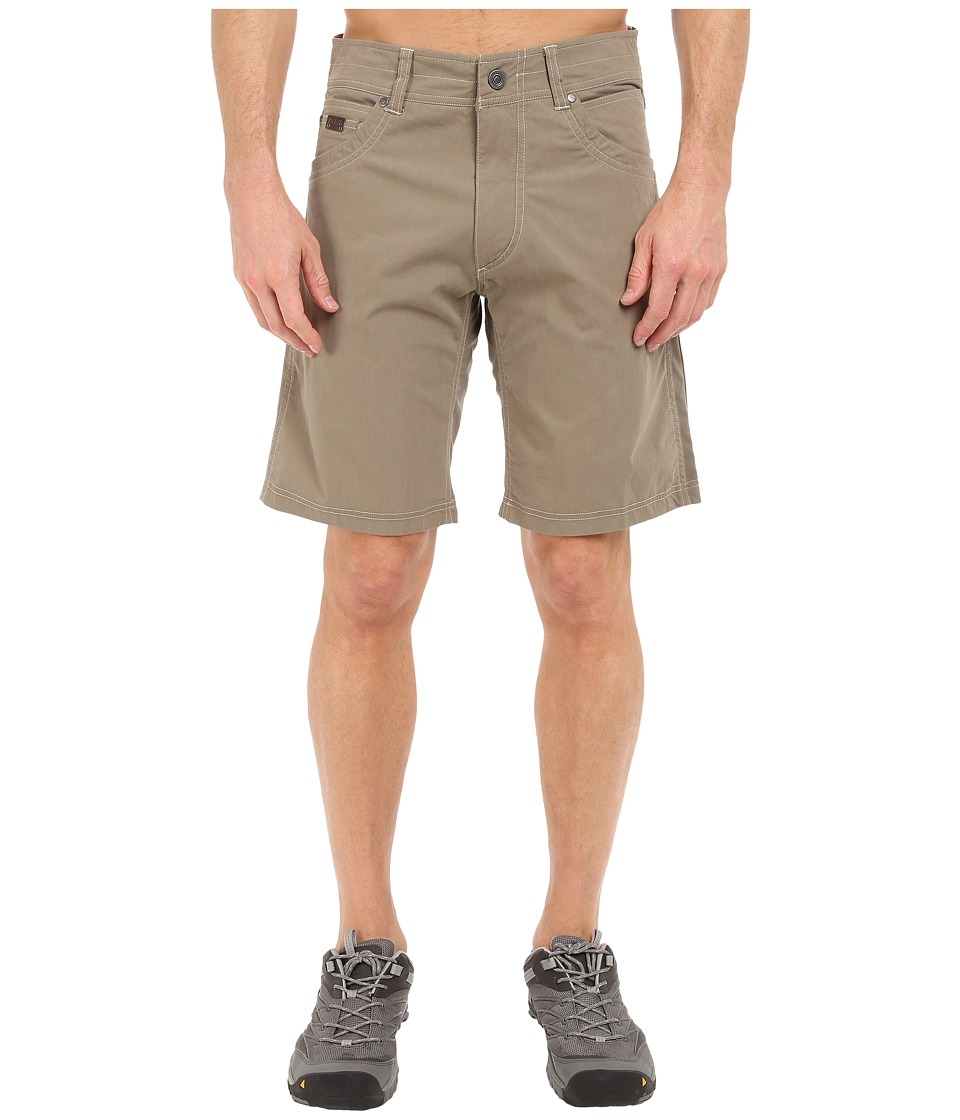 KUHL Fuze Short (Khaki) Men