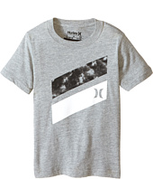 Hurley Kids - Icon Slash Drifit Tee (Little Kids)