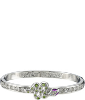 Betsey Johnson - Boxed Snake Hinge Bangle