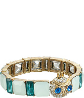 Betsey Johnson - Boxed Owl Stretch Bracelet