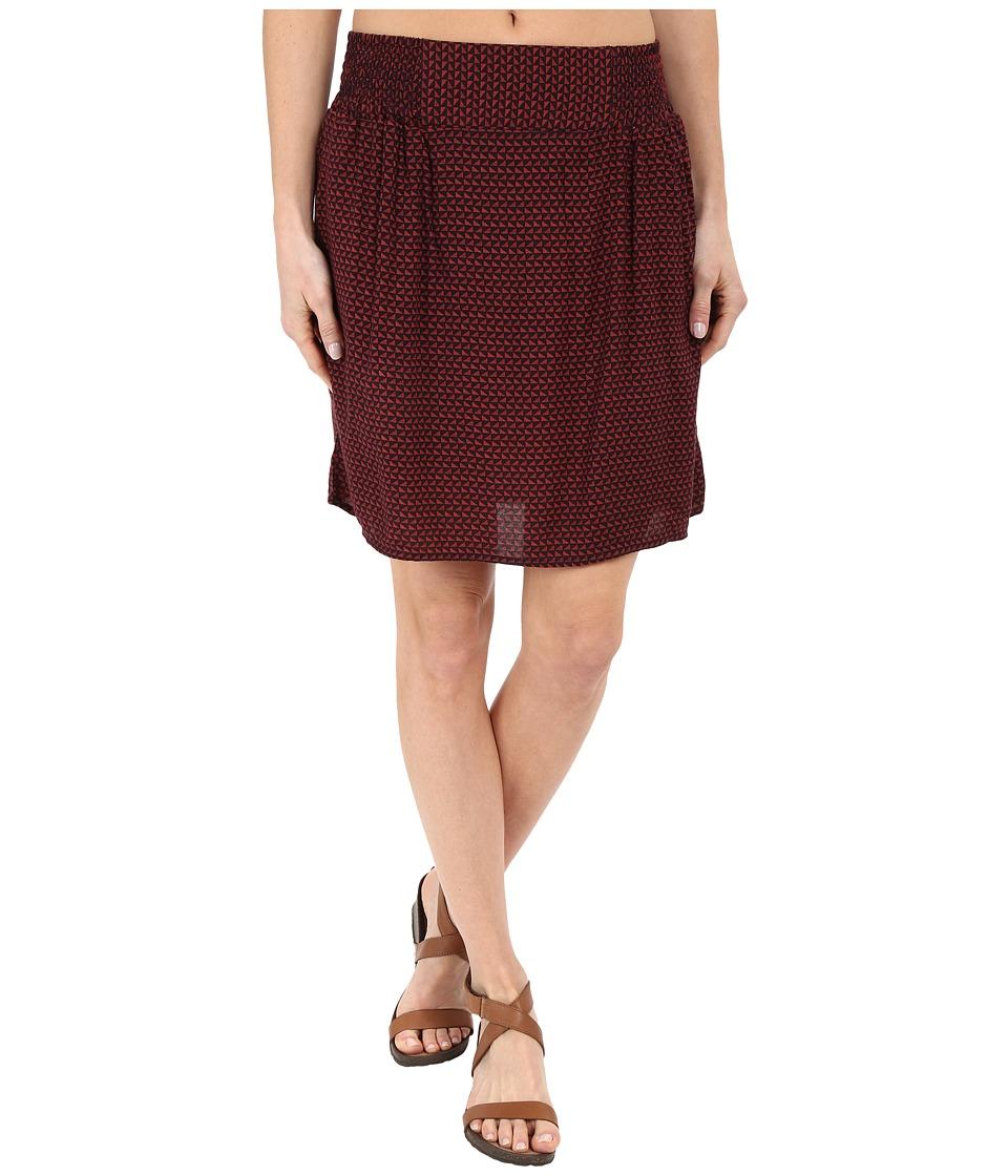 KAVU Cedar Skirt Americana Womens Skirt