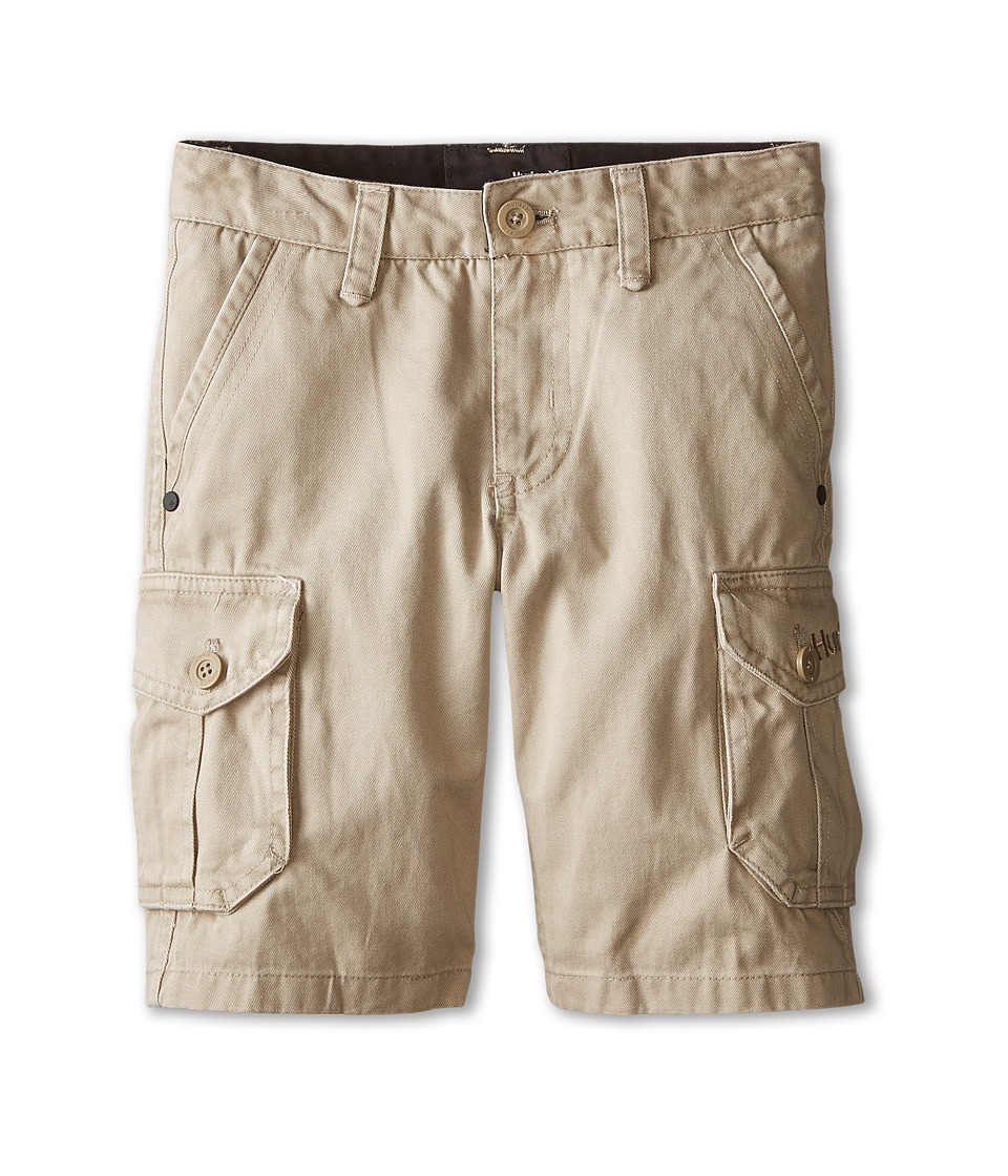 Hurley Kids One and Only Cargo Shorts Little Kids Bamboo Boys Shorts