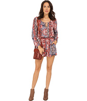 MINKPINK - Magestic Carpet Playsuit