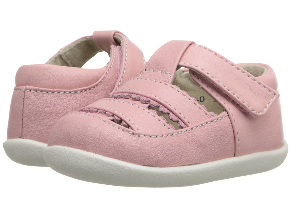 See Kai Run Kids Brook II Infant/Toddler Pink Girls Shoes
