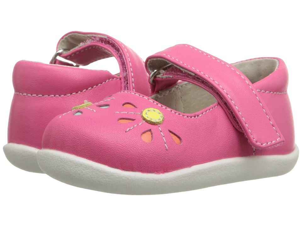 See Kai Run Kids Aviva Infant/Toddler Hot Pink Girls Shoes