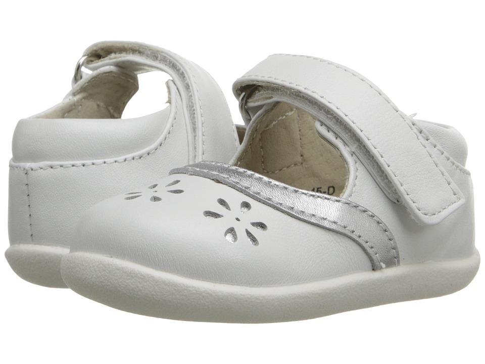 See Kai Run Kids Helen II Infant/Toddler White Girls Shoes