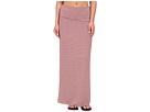 KAVU Sanjula Skirt (Brick)