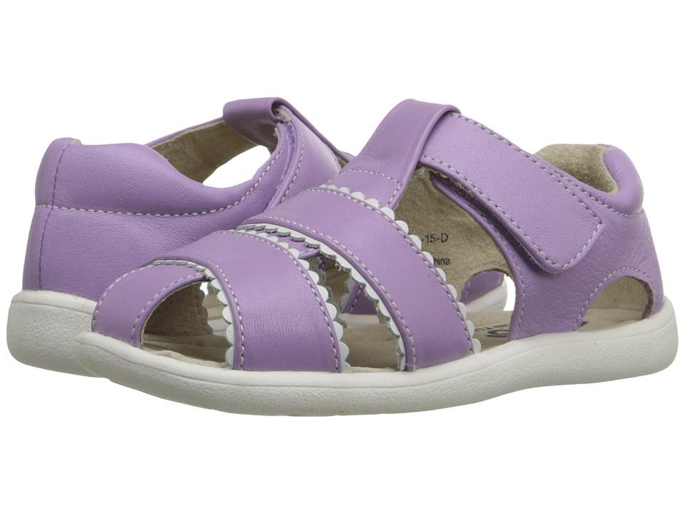 See Kai Run Kids Gloria II Toddler Lavender Girls Shoes