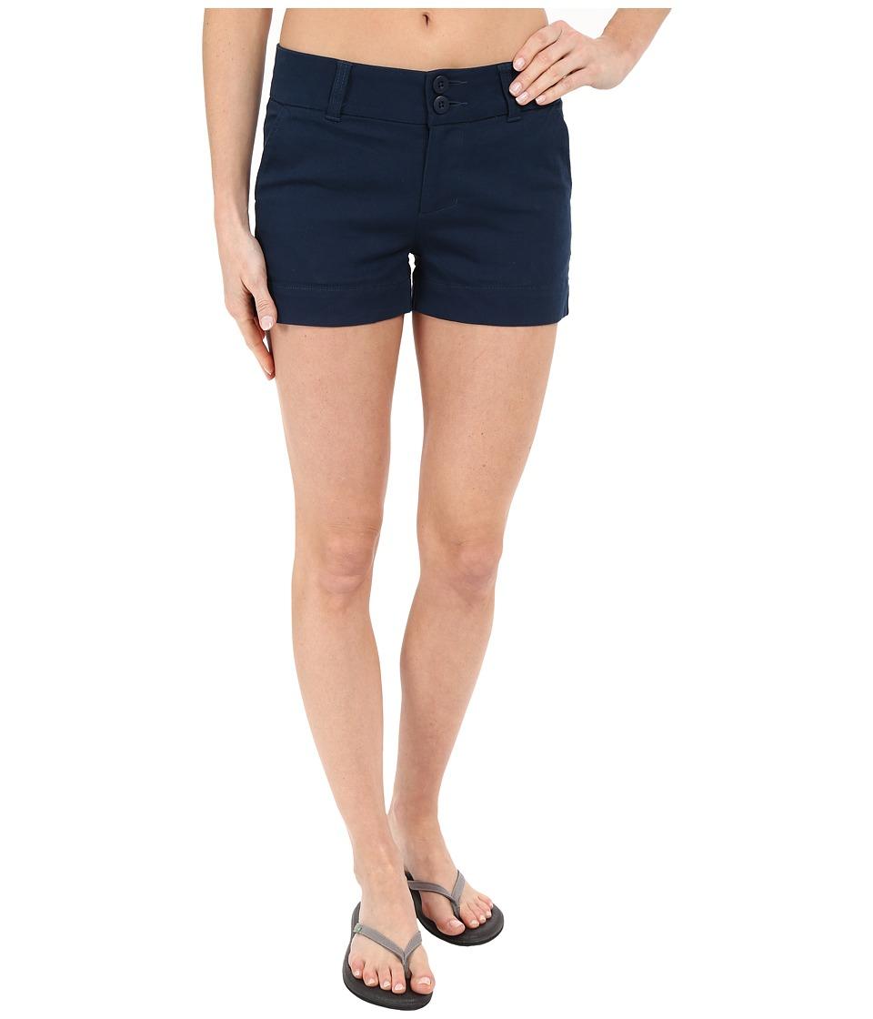 KAVU Catalina Short Navy Womens Shorts