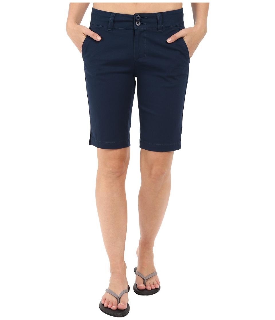 KAVU Phoebe Short Navy Womens Shorts