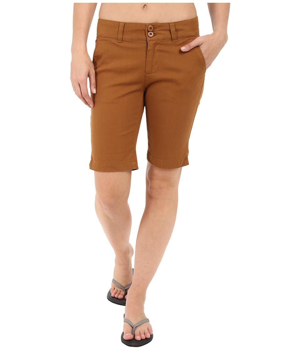 KAVU Phoebe Short Tobacco Womens Shorts