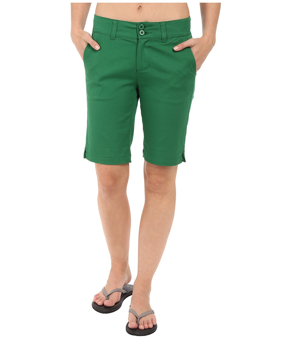 KAVU Phoebe Short Evergreen Womens Shorts