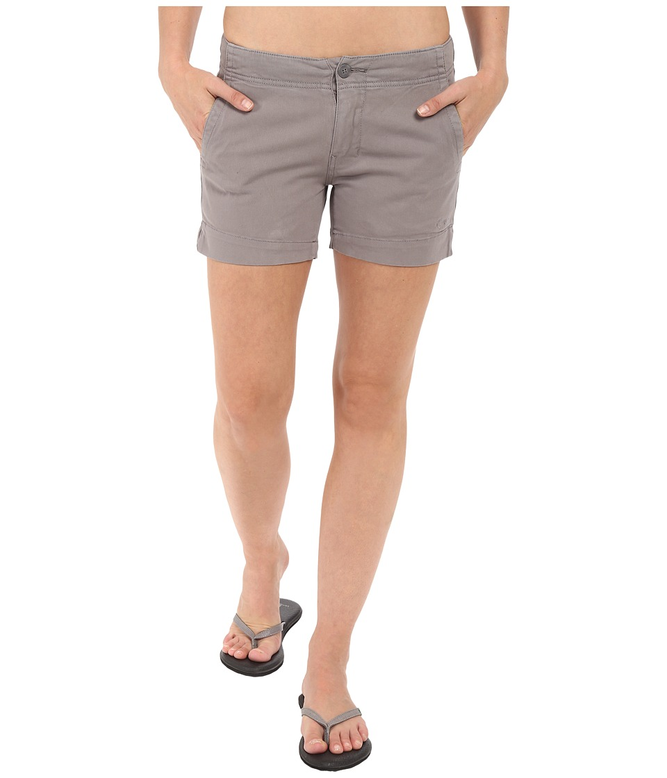 KAVU Avalon Short Grey Womens Shorts