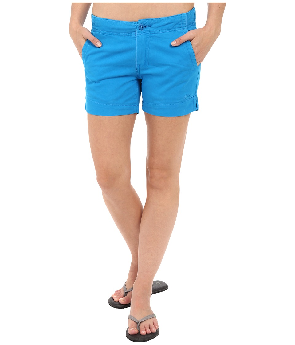 KAVU Avalon Short River Blue Womens Shorts