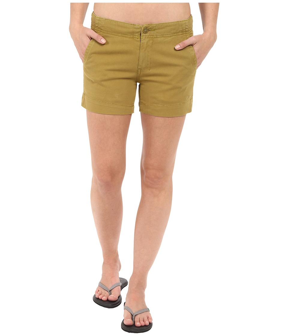 KAVU Avalon Short Olive Womens Shorts