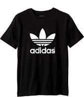 adidas Originals Kids - J Trefoil Tee (Toddler/Little Kids/Big Kids)