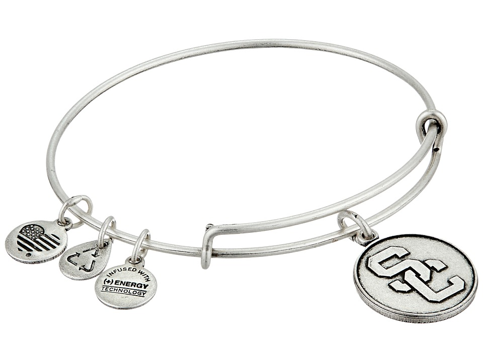Alex and Ani - University of Southern California Logo Expandable Bangle