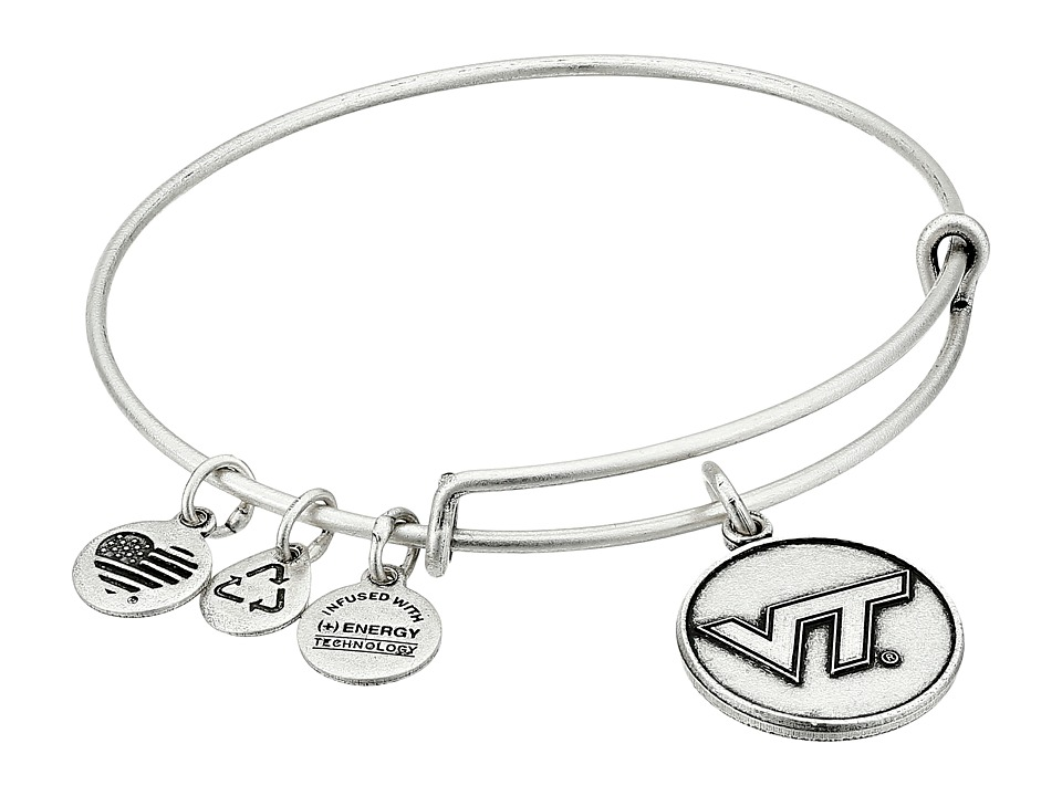 Alex and Ani - Virginia Tech Logo Expandable Bangle