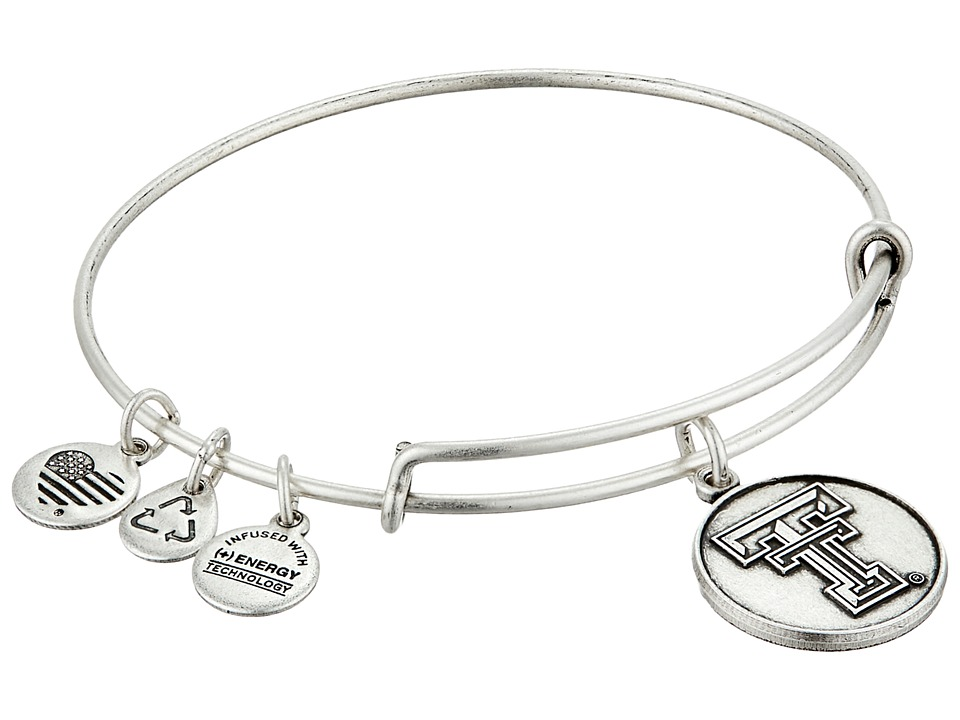 Alex and Ani - Texas Tech University Logo Expandable Bangle
